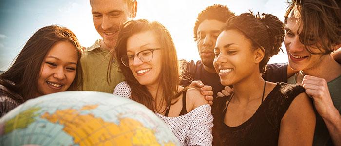 Voyages étudiant en toute sécurité avec Globe Partner