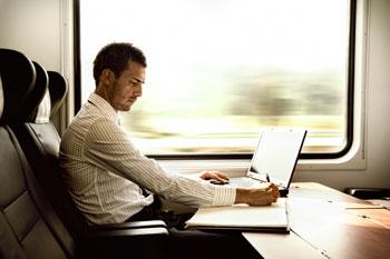 Travailler lors d'un voyage d'affaire