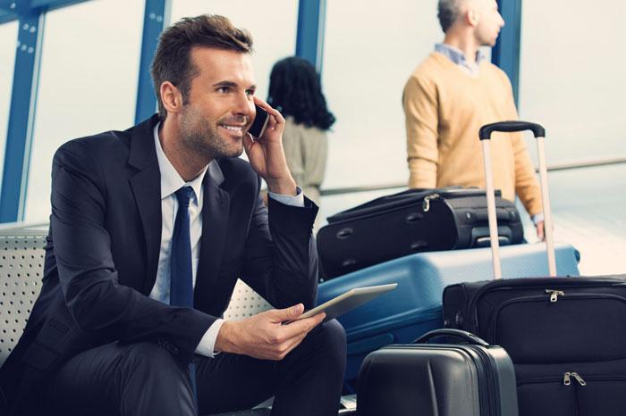 Assurance voyage pour déplacements professionnels