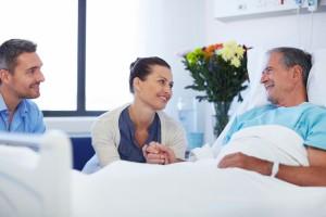 Hospitalisation en famille